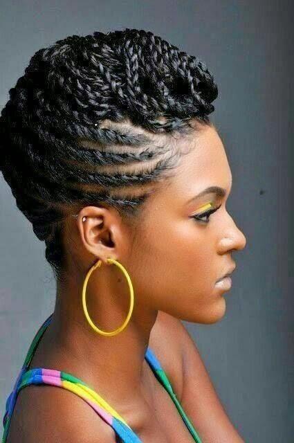 Phenomenal Top Trending Women Hairstyles 2015 Dailynairobian Kenya Hairstyles For Men Maxibearus