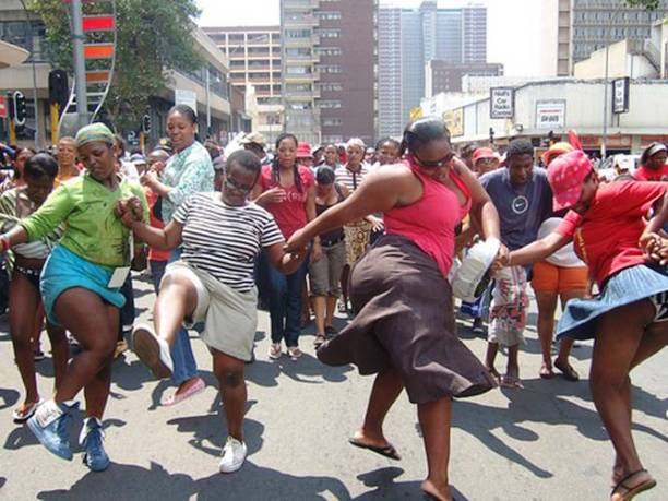 Kenyan Women Protest Over Men For Failing To Impregnate